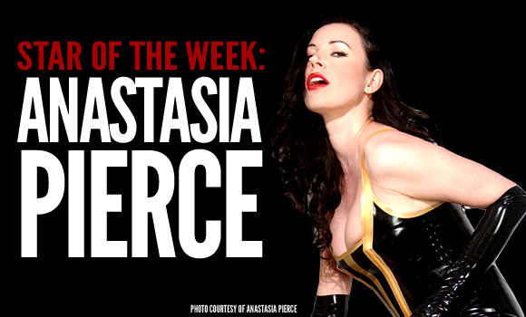 Star of the Week: Anastasia Pierce