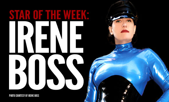 Star of the Week: Irene Boss