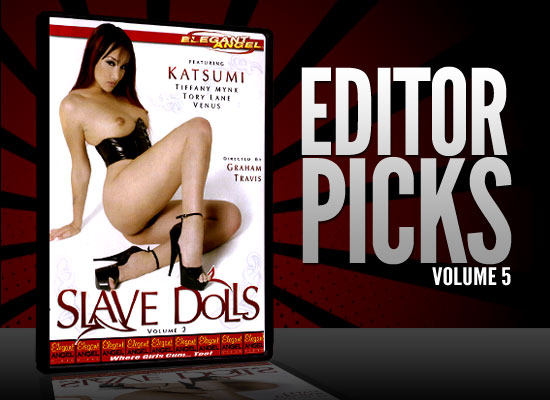 Editor's Picks - Volume 5 - Slave Dolls Volume 2